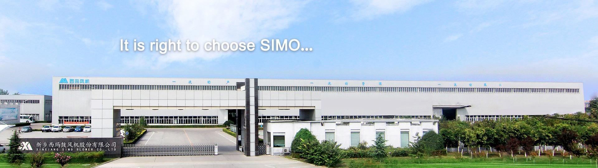 Industrial Centrifugal Fan Manufacturer Simoblower