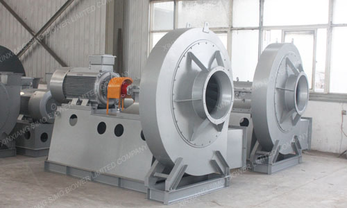 9-10D Industrial Blowers And Fans