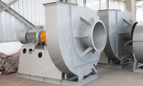 Types Of Fans And Blowers : China cement industry blower mill centrifugal fan