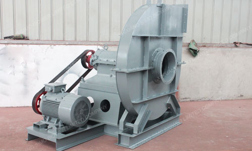7-07D High Pressure Centrifugal Fan