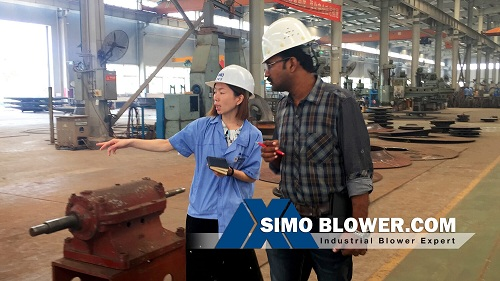 SIMO BLOWER induced draft fan manufacturer