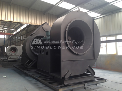 Centrifugal Blower Product : Centrifugal fan product export xinxiang simo blower