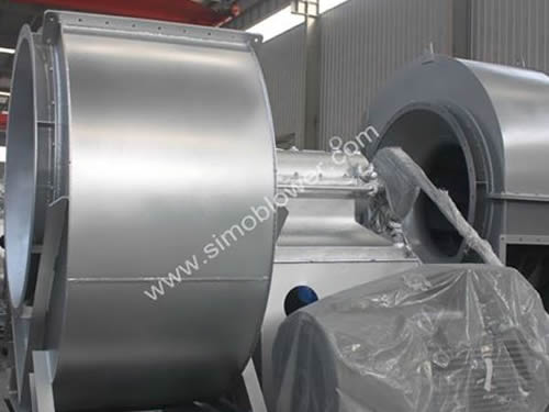 Centrifugal Fan Product Export Xinxiang Simo Blower