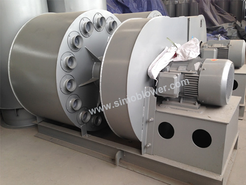 High Temperature Fans And Blowers : Centrifugal fan product export xinxiang simo blower